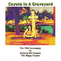 Coyote In A Graveyard screenplay cover
