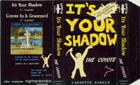 Cassingle COVER of IT'S YOUR SHADOW cover
